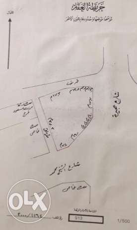 Commercial Land For Sale in riffa Ref: RIF-MB-004
