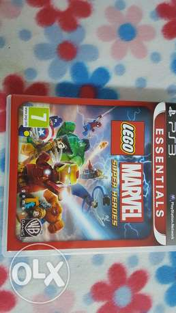 PS3 GAME - Lego marvel super heroes