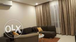 brand new amazing 2 bedroom fully furnished in new hidd/all inclusive