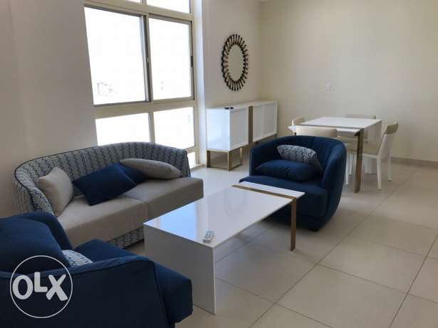 New apartment for rent in Adliya.1 rooms 2 bathrooms