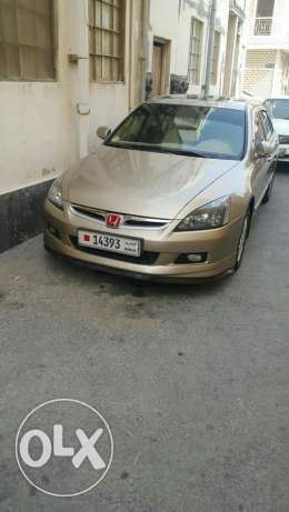 honda accord Limited full option 2006