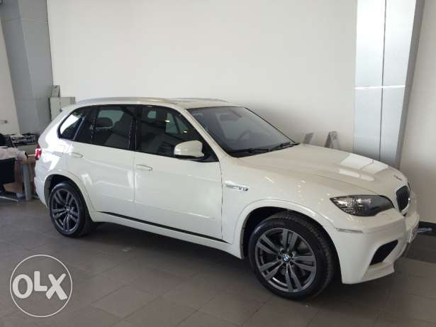 For sale BMW X5M (550HP)