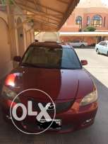 Mazda 3 great condition 100,000