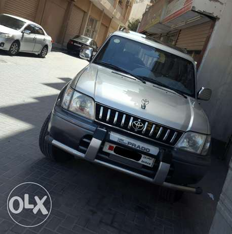 toyota prado 98 v6 full option urgent sale or exhange with toyota car