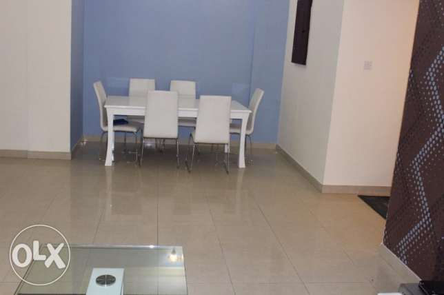 For rent in Juffair f-furnished 2 bedroom