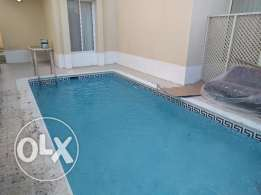 5 Bedroom semi furnished villa with private pool,garden - inclusive