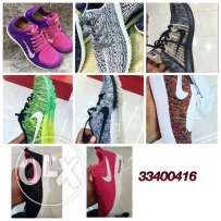 Nike & Adidas Branded Shoes