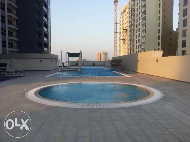 Luxurious 1 Bedroom apartment with modern furniture fully furnished wi