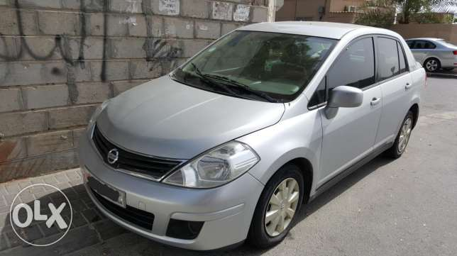 Urgent Sale Nissan TIDDA Sedan (Negotiable)