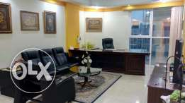 Flat for rent, Furnished (ideal for Office or residential use )