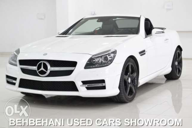 For Sale 2014 Mercedes Benz SLK200