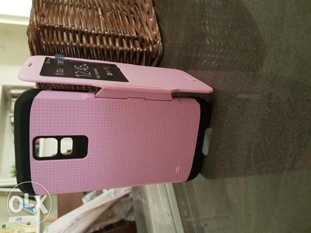 Mobile cover S5 brand new