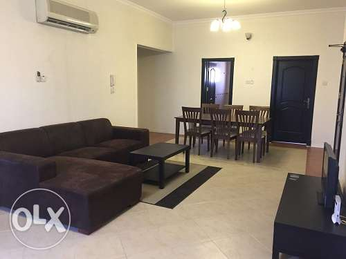 Spacious 2 bedroom, fully furnished apartment in Zinj. B.D 500/- Inc