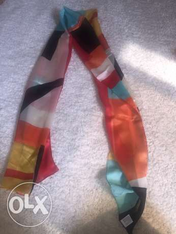 Top brand new Summer Scarfs, Made in Italy