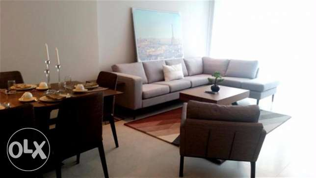 Fully Furnished Spacious 3 b/r Flat In Reef (Ref No: 8REZ)
