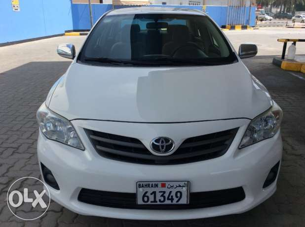 For Sale 2013 Toyota Corolla XLI Last Year Of Shape Bahrain Agency