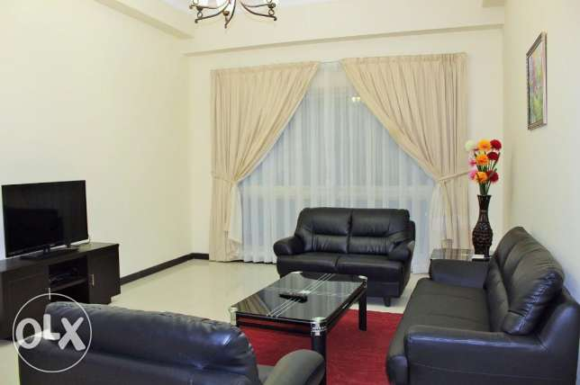 Inviting two bedroom fully furnished apartment in Juffair