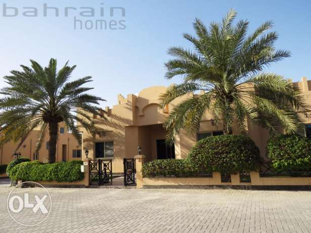 3 bedroom villa in a lovely compound -BD 850 Inclusive!