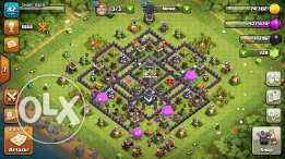 Clash of clans excellent village for sale