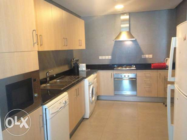 1 Bedroom apartment decant furniture fully furnished nice views