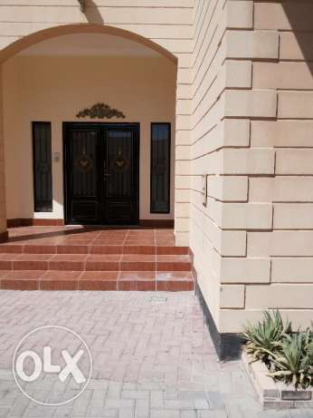 4 bedroom semi furnished two storey villa for rent