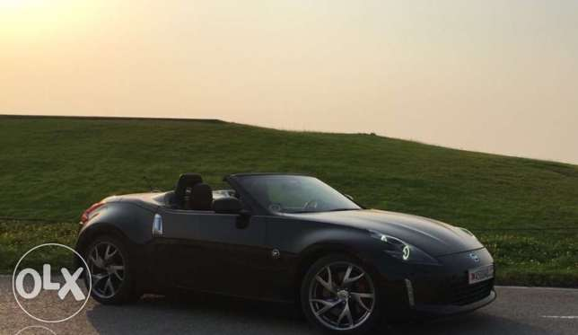 370z Roadster - Convertible
