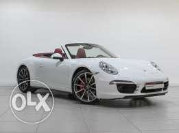 "Porsche 911 Carrera 4S Cabriolet ""Approved"""