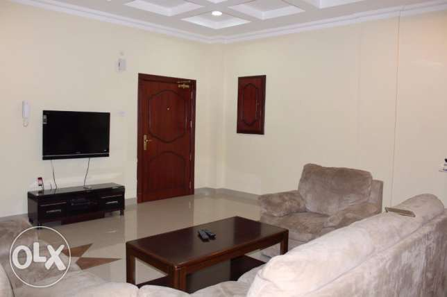 2 Bedroom f/furnished Apartment in Umm alhassam