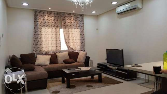 2 Bedroom f/furnished Flat in New hidd