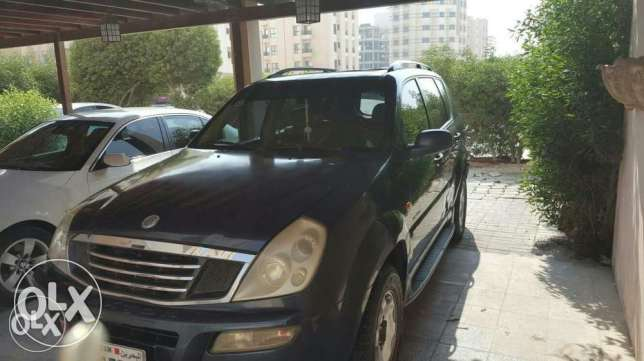 Strongest economical and well maintained 4x4 rexton