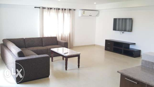 Fantastic 2 BHK spacious apartment with private garden