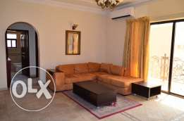 Umm-Al-Hassam spacious 3BHK furnished with balcony/pool/gym/net