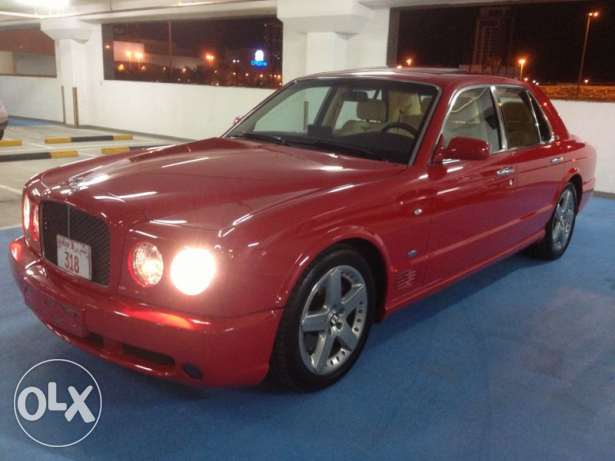 2007 Bentley Arnage Meliner Twin Turb