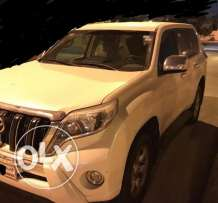 prado 2015 for urgent sale as expat leaving bahrain