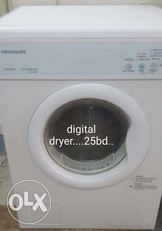 Dryer for sale. .urgent