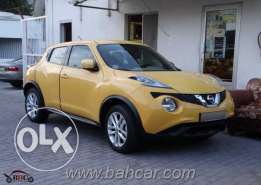 Nissan Juke 2015 Model .Same Showroom Condition New