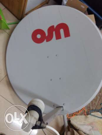 OSN Receiver and Dish for Sale