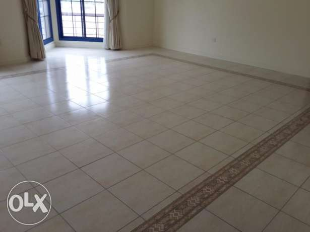 1 Bedroom semi furnished flat for rent in seef - all inclusive
