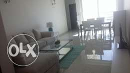 1 bhk fully furnished ap for rent Juffair. New bldg. Seaview