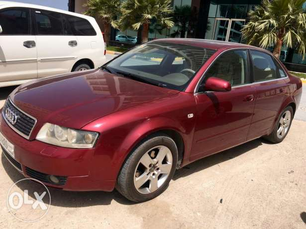 Audi A4 2002 for Sale