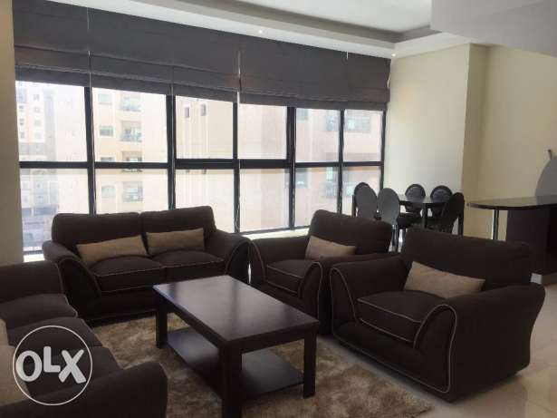 Excellent Two Bedrooms Fully Furnished Apartment in Juffair