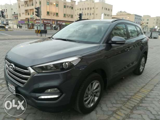 Hundai tucson 2016 for sale (excellent price)