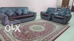 5seater sofa set for urgent sale