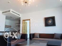 For rent luxury full Sea view flat in Seef Area
