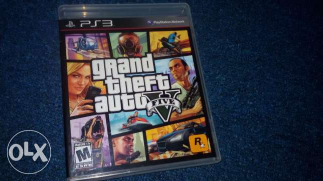 I want to sell gta v for ps3
