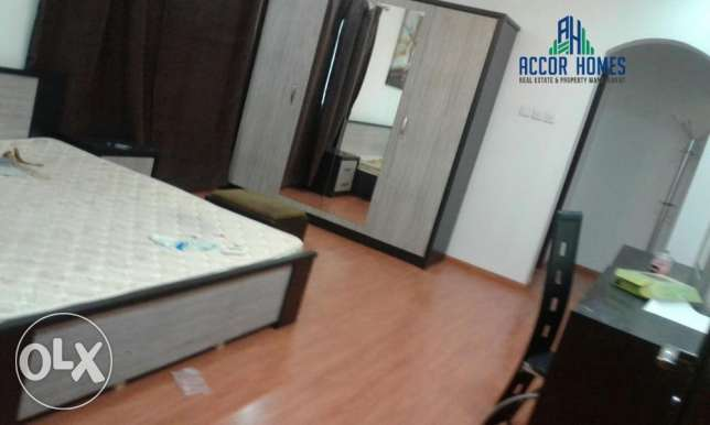 Accor homes - Spacious, fully furnished 2 BHK flat in Hidd 350/month المنامة -  5
