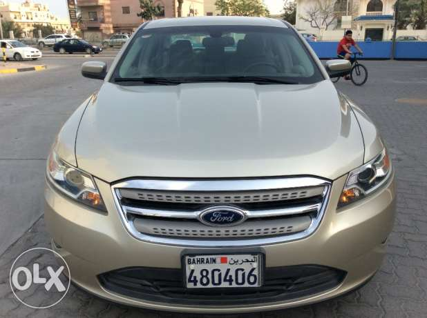 For Sale 2011 Ford Taurus SEL Bahrain Agency