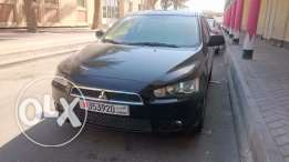 Mitsubishi Lancer ex 2009 black for sale