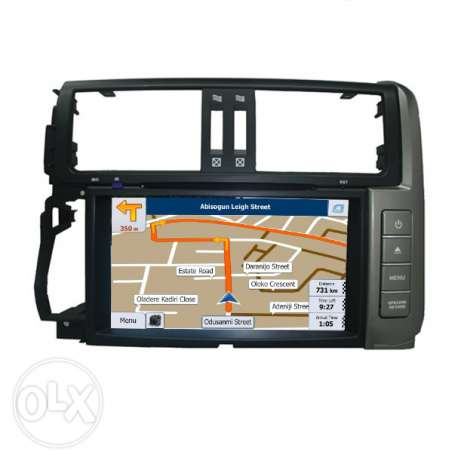 Car Stereo For Toyota Camry and Prado Orignal