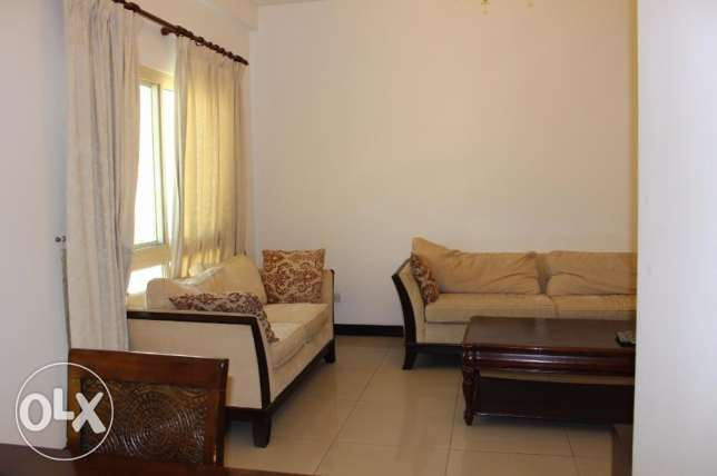 2 Bedroom flat in Mahooz fully furnished inclusive ماحوس -  3
